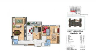 Investment Property with Rich Complex Features in Istanbul, Property Plans-12