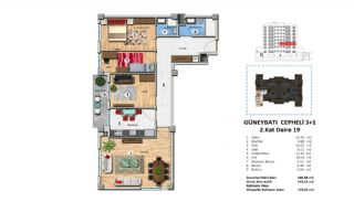 Investment Property with Rich Complex Features in Istanbul, Property Plans-17