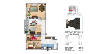 Investment Property with Rich Complex Features in Istanbul, Property Plans-18