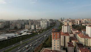 Ümraniye'de Yüksek Tavanlı ve Modern Mimarili Daireler, İstanbul / Ümraniye - video