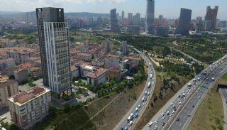Большие Квартиры Рядом с Финансовым Центром в Стамбуле, Стамбул / Умрание - video