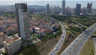 Appartements Spacieux Près du Centre Financier d'Istanbul, Istanbul / Umraniye