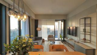 Большие Квартиры Рядом с Финансовым Центром в Стамбуле, Фотографии комнат-4