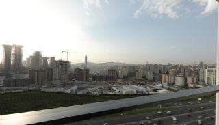 Ümraniye'de Yüksek Tavanlı ve Modern Mimarili Daireler, İç Fotoğraflar-20
