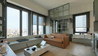 Большие Квартиры Рядом с Финансовым Центром в Стамбуле, Фотографии комнат-22
