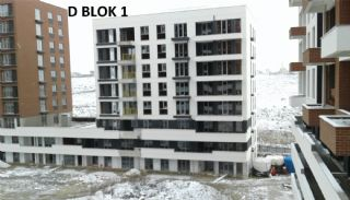 Luxury Apartments with Investment Opportunity in İstanbul, Construction Photos-2