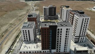 Luxury Apartments with Investment Opportunity in İstanbul, Construction Photos-9