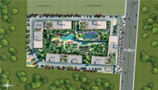 Luxury Apartments with Investment Opportunity in İstanbul, Property Plans-5