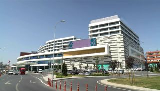 Key Ready Offices Surrounded by All Amenities in İstanbul, Istanbul / Eyup