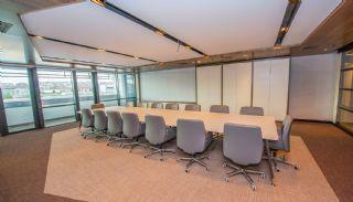 Schlüsselfertige Büros, umgeben von allen Annehmlichkeiten in İstanbul, Foto's Innenbereich-2