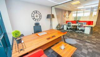 Key Ready Offices Surrounded by All Amenities in İstanbul, Interior Photos-3