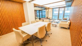 Key Ready Offices Surrounded by All Amenities in İstanbul, Interior Photos-5