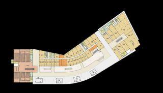 مكاتب جاهزة للسكن محاطة بجميع المرافق في اسطنبول, مخططات العقار-2