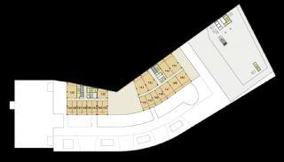 مكاتب جاهزة للسكن محاطة بجميع المرافق في اسطنبول, مخططات العقار-6