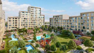 Appartements En Complexe Avec Équipements à Istanbul, Istanbul / Sancaktepe - video