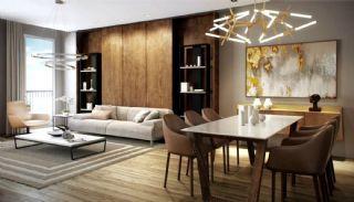 Квартиры в Стамбуле в Малоэтажном Благоустроенном Комплексе, Фотографии комнат-2
