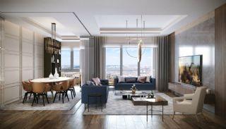 Квартиры в Стамбуле в Малоэтажном Благоустроенном Комплексе, Фотографии комнат-3