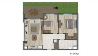 Appartements En Complexe Avec Équipements à Istanbul, Projet Immobiliers-5