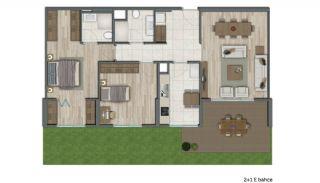 Appartements En Complexe Avec Équipements à Istanbul, Projet Immobiliers-6