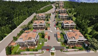 Modern Villas Surrounded by Nature in Istanbul, Istanbul / Sile - video