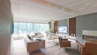 Modern Villas Surrounded by Nature in Istanbul, Interior Photos-4