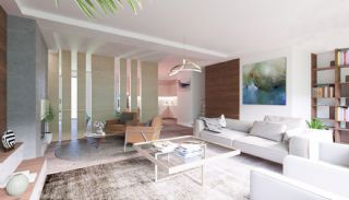 Modern Villas Surrounded by Nature in Istanbul, Interior Photos-5