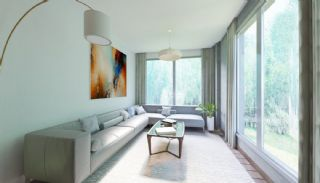 Modern Villas Surrounded by Nature in Istanbul, Interior Photos-6