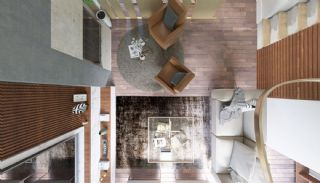 Modern Villas Surrounded by Nature in Istanbul, Interior Photos-8