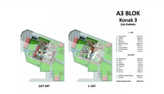 Modern Villas Surrounded by Nature in Istanbul, Property Plans-7