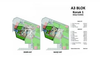 Modern Villas Surrounded by Nature in Istanbul, Property Plans-8