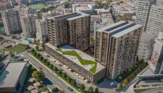 Investeringsflats met rijke complexe functies in Zeytinburnu, Istanbul / Zeytinburnu