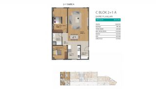 Modern Flats with Rich Complex Features in Beylikduzu Istanbul, Property Plans-9