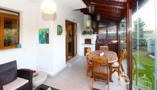 Kartal'da Havuzlu Site İçinde Yarı Müstakil Tripleks Villa, İç Fotoğraflar-13