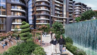 Sea and City View Flats in a Luxurious Complex in Kocaeli, Kocaeli / Center - video