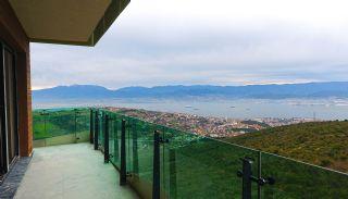 Kocaeli Wohnungen mit Meerblick in einem Komplex mit Pools, Foto's Bau-4