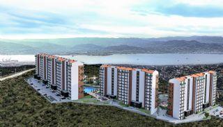 Kocaeli Wohnungen mit Meerblick in einem Komplex mit Pools, Kocaeli / Zentrum - video