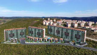 Sea View Villas in a Complex with Private Pools in Kocaeli, Kocaeli / Center - video