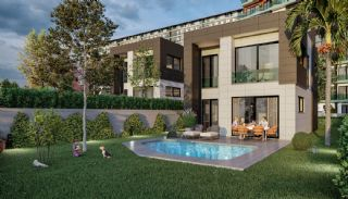 Sea View Villas in a Complex with Private Pools in Kocaeli, Kocaeli / Center