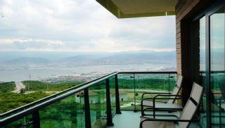 Sea View Villas in a Complex with Private Pools in Kocaeli, Interior Photos-10