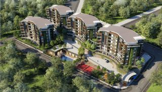 Properties in a Complex with Rich Facilities in Kocaeli, Kocaeli / Basiskele