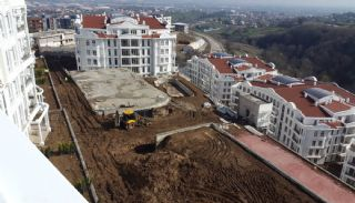 Luxurious Design Flats Surrounded by Nature in Kocaeli, Construction Photos-1