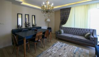 Spacious Modern Apartments Intertwined by Nature in Kocaeli, Interior Photos-2