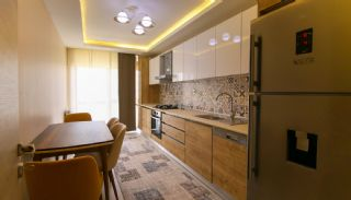 Spacious Modern Apartments Intertwined by Nature in Kocaeli, Interior Photos-5