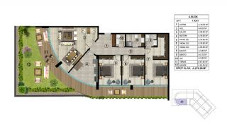Well-Located Deluxe Real Estate in Kartepe Kocaeli, Property Plans-7