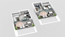 Kas villa till salu, Planritningar-2
