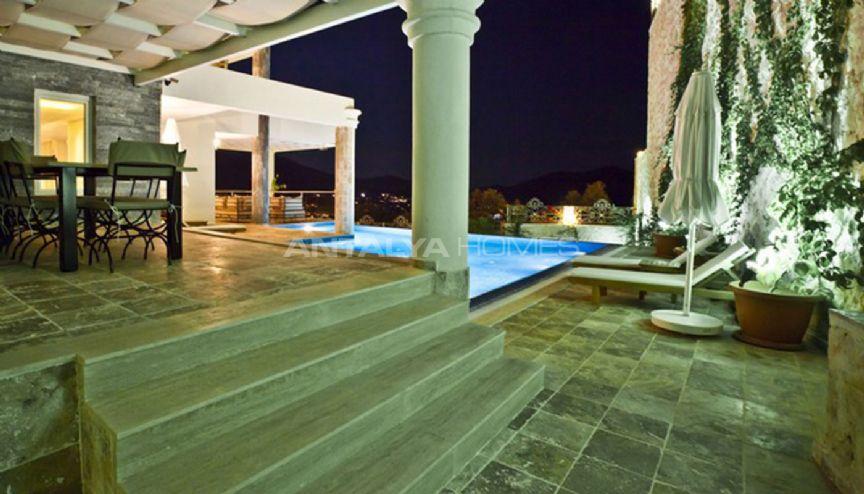 Splendide villa atlantis avec piscine priv e kalkan for Atlantis piscine