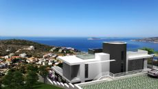 Azure Heights Appartementen, Centrum / Kas / Kalkan - video