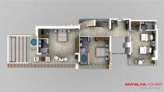 Gold Plus Villa, Vloer Plannen-1