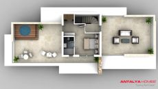 Gold Plus Villa, Vloer Plannen-2