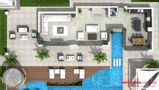 Gold Plus Villa, Vloer Plannen-4